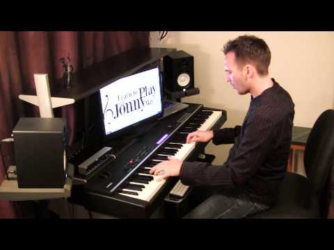 Route 66 - Blues Piano Arrangement by Jonny May