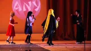 AnyFest Victory 2011 - Minna Daisuki [Aiko Kayou -- Hitomi no Naka no Meikyuu] YouTube Videos