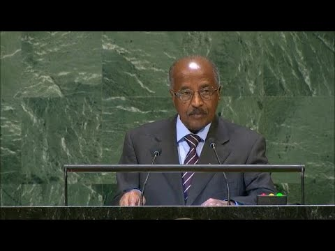 🇪🇷 Eritrea - Minister for Foreign Affairs Addresses General Debate, 73rd Session