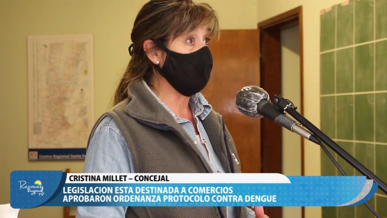 23-09-20 Nota Cristina Millet - Concejal