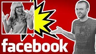 5 Super Weird Facts About Facebook   #5facts
