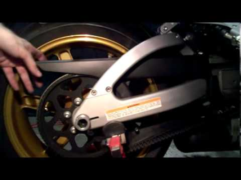 buell xb rear wheel remove and replace - youtube