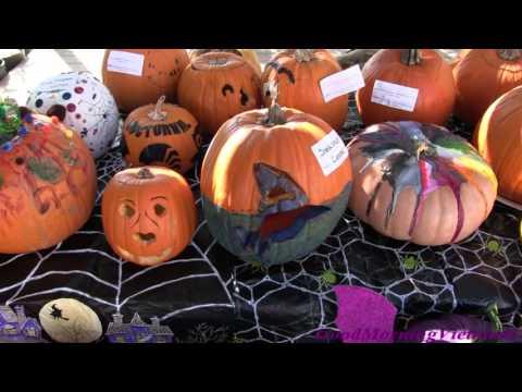 Lễ Hội Halloween Tại Trường Học Của Bé Peanut (Phần 1)