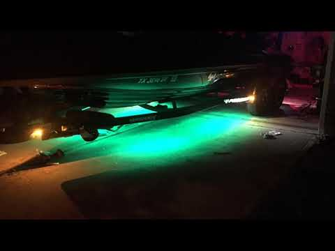 Tricked Out Marine Remote Control Trailer Light Kit
