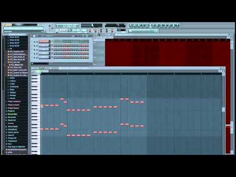 Fl Studio Welcome to St. Tropez [How to] [Tutorial]
