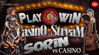 JUCĂM CASINO nr:071 / PROMO KEY Sorin vs Casino / Casino Romania / DETALII IN DESCRIERE↓