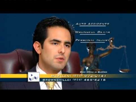 Humberto Tijerina Legal Firm McAllen Texas, Brownsville, San Antonio Personal Injury Attorney