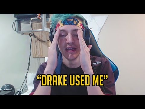 Ninja Claims Drake Used Him for Views