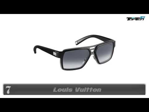 68275711eac4 TOP 10 Most Popular Sunglasses Brands For Men in the World 2014 - YouTube