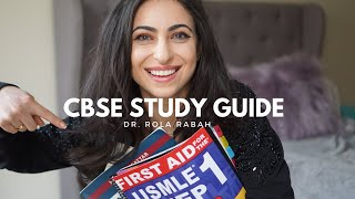 How to study for CBSE exam (NBME, USMLE 1, OMFS)
