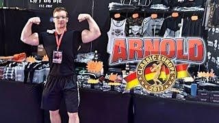 J'ai annihilé l'Arnold Classic Europe !