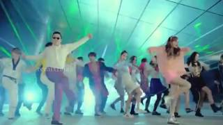 PSY Dancing For Tamil Song Chennai City Gangsta