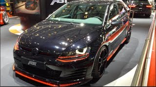 ABT Volkswagen Golf GTI Last Edition 2012 Videos