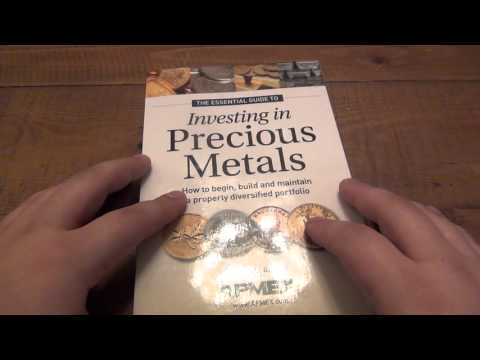 Investing In Precious Metals (APMEX Book) Do You Want One For Free?