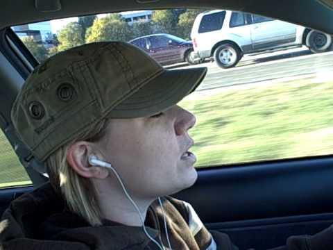 Rush hour karaoke- Baby Got Back