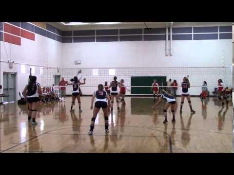 Kristi Wong #5 Beckman HS 2014 Preseason A