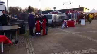 Julmarknad i Färgelanda.