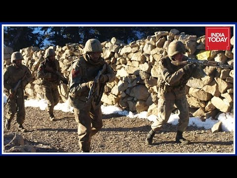 Afghan Firing On Pakistan Posts At Balochistan Kills 3 & Injures 17
