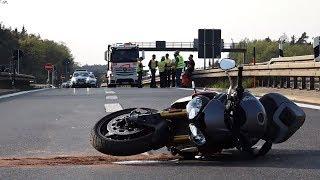 Dutzende Unfälle: So können Sie sicher Motorrad fahren