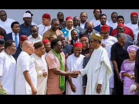 Buhari receives endorsement of southeast leaders for 2019, Igbos demand presidency in 2023