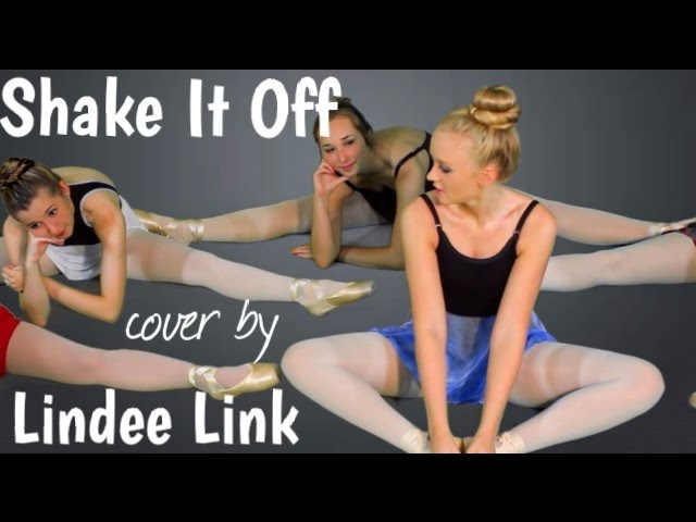 Taylor Swift - Shake It Off (cover by Lindee Link)