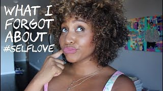 What I Forgot About Self Love thumbnail