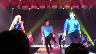 Glee Live: Safety Dance