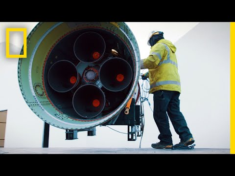 This Is What It's Like to Be a Space Rocket Launcher in Alaska | Short Film Showcase