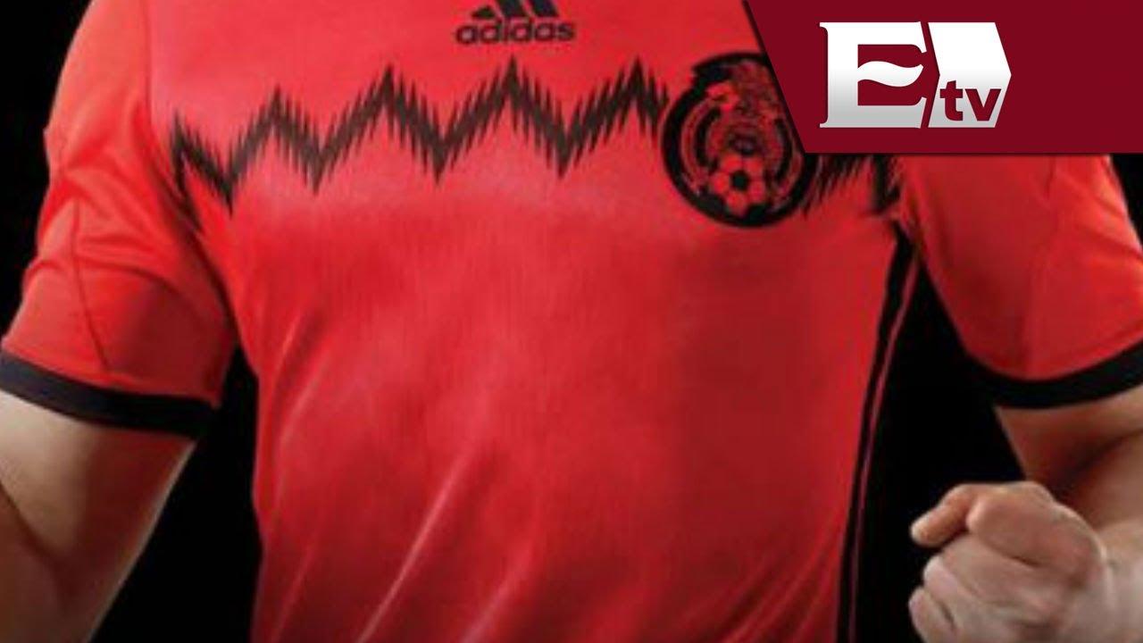 b7c30f04fd96c Presentan camiseta de México para el mundial   Adrenalina desde la  redacción - YouTube