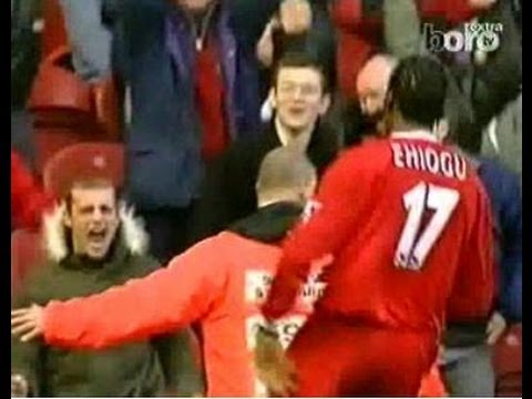Middlesbrough v Blackburn Rovers 2001-02 CUP R5 UGO GOAL
