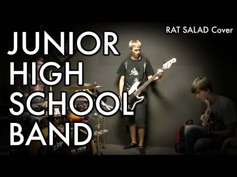 Black Sabbath - Rat Salad cover!