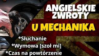 Angielski u mechanika w warsztacie samochodowym
