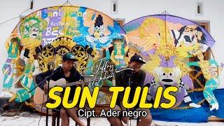 SUN TULIS - ADER NEGRO (COVER)