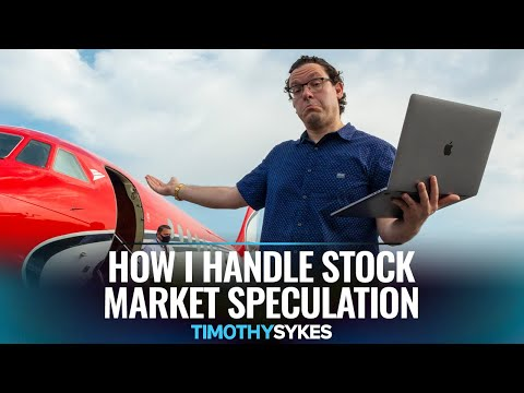 How I Handle Stock Market Speculation