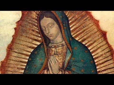 Estos son algunos detalles de la virgen de guadalupe youtube - Images of la virgen de guadalupe ...