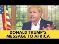 Donald Trump's Message To Africa! - Ethiopian Comedy video