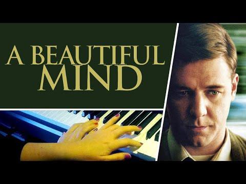 Kaleidoscope of Mathematics from A Beautiful Mind - Piano Cover + Sheet Music