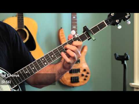 "Banjo banjo chords mumford and sons : Mumford and Sons ""Little Lion Man"" Banjo Lesson (With Tab) - YouTube"