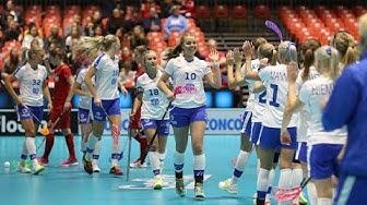 Maalikooste: MM2019, Suomi - Puola 14-3 (naiset)