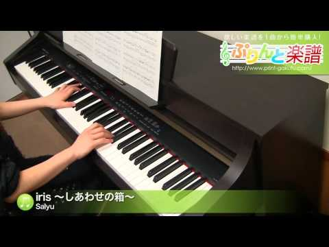 iris〜しあわせの箱〜 SALYU/Salyu