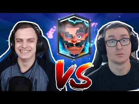 БИТВА СУНДУКОВ против ZebrailTV • Clash Royale