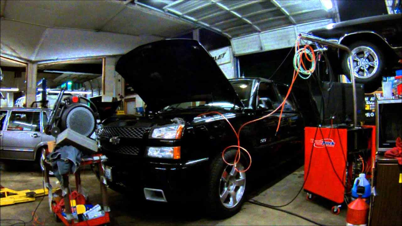 2005 Silverado Ss Post E Force Supercharger Install Dyno