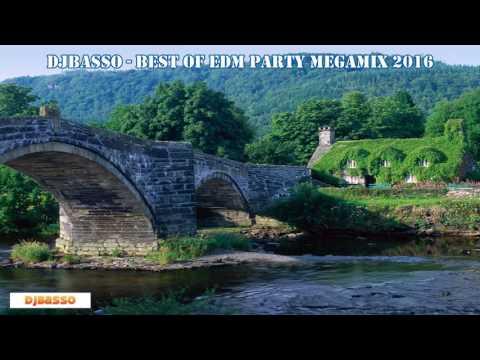 DjBasso - Best of EDM Party Megamix 2016