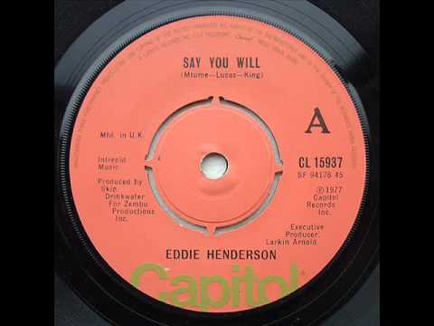Jazz Funk - Eddie Henderson - Say You Will