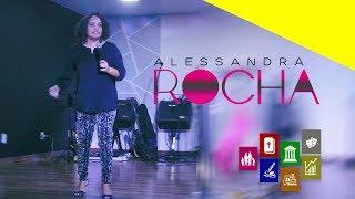 Pastora Alessandra /// Atuando nas 7 Esferas /// Pregação