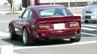第6回 門司港レトロカーミーティング2011 外野編① S30Z ハコスカ 旧車 HAKOSUKA SKYLINE NISSAN DATSUN thumbnail