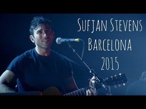 Sufjan Stevens Barcelona 2015