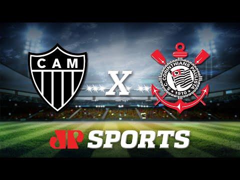 Atlético MG 2 X 1 Corinthians - 01/12/19 - Brasileirão - Futebol JP