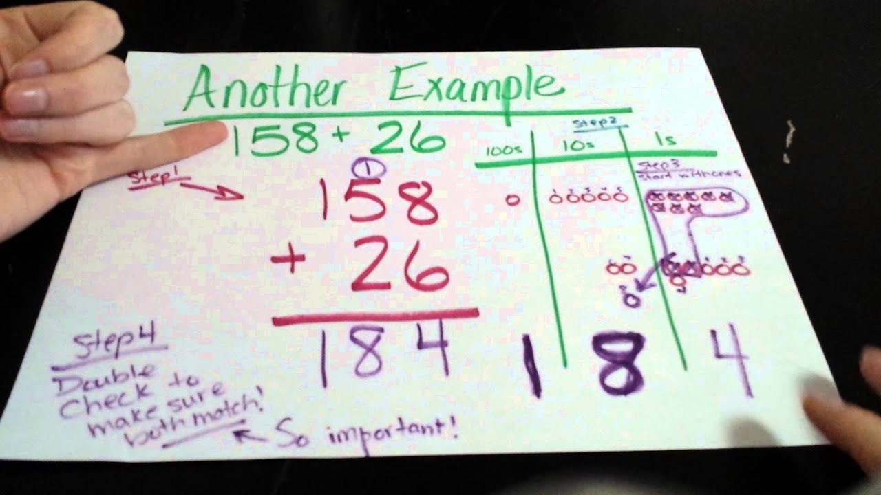 Second grade common core math lesson 9 - YouTube