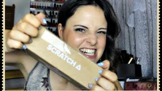 SCRATCH Monthly Mani! - Nail Wrap Subscription Service - First Impression/Review